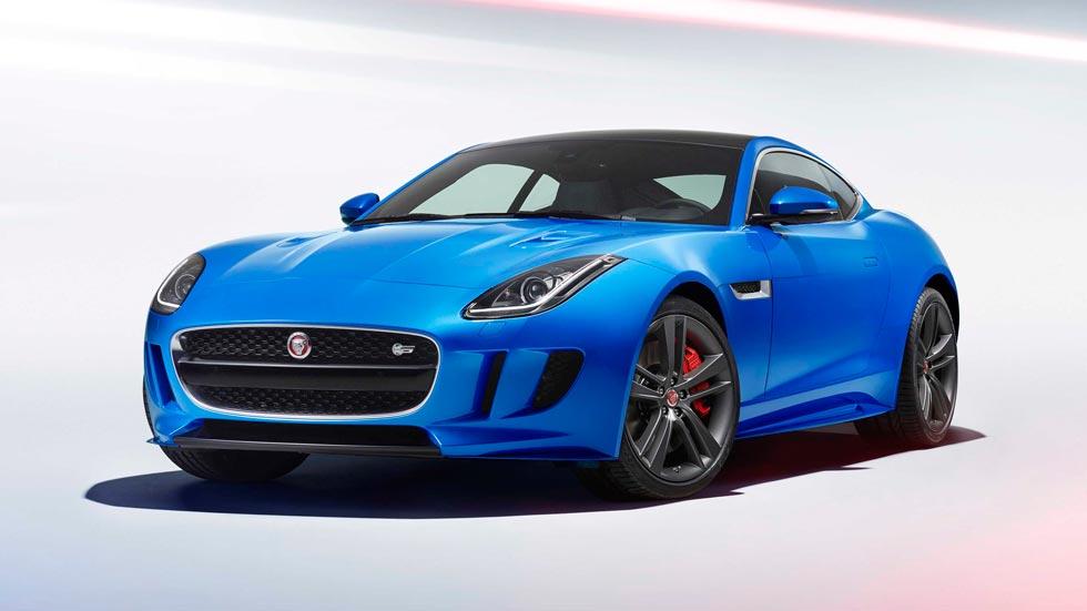 Jaguar F-Type British Edition, más equipamiento para el deportivo británico