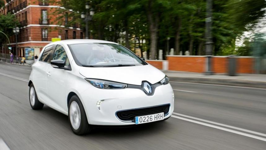 Los 5 coches eléctricos más vendidos en España en 2015
