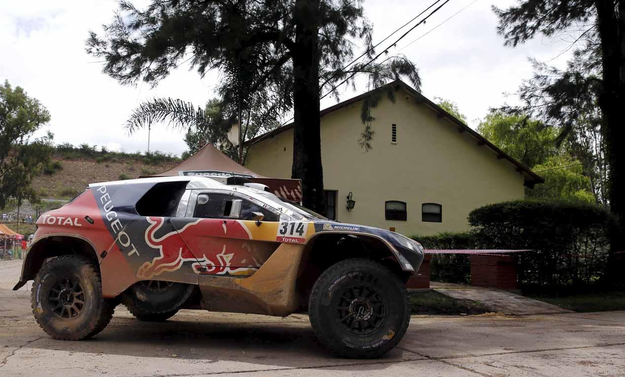 Rally Dakar 2016 tras la cuarta etapa: Peugeot sigue muy fuerte