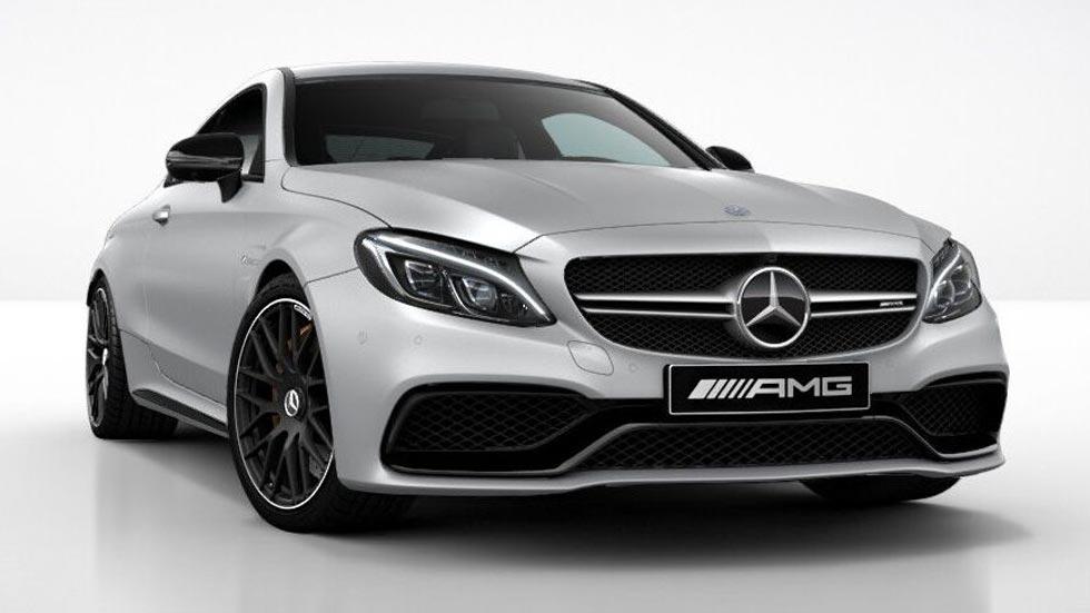 Mercedes–AMG C 63 Coupé: más deportividad con el pack Night