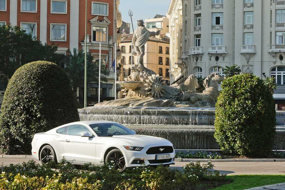 Ford Mustang Fastback 2.3 Ecoboost, el sueño americano