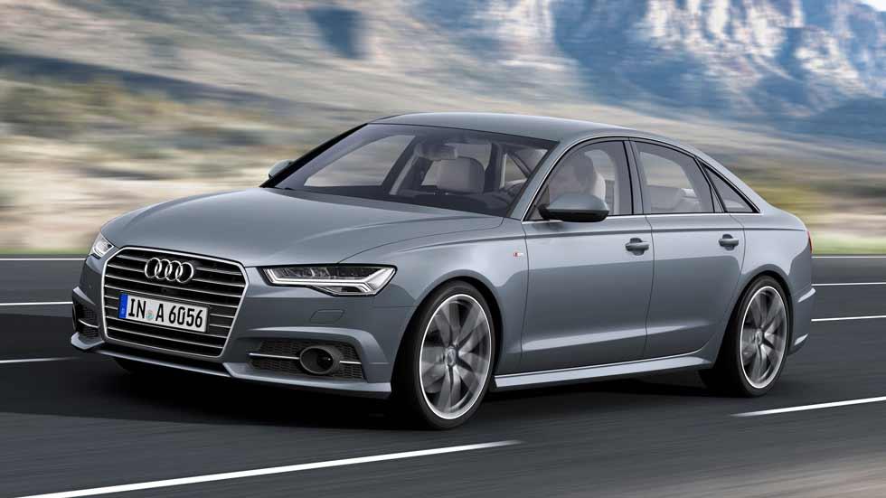 Audi A6 2016: más armas contra el nuevo Mercedes Clase E