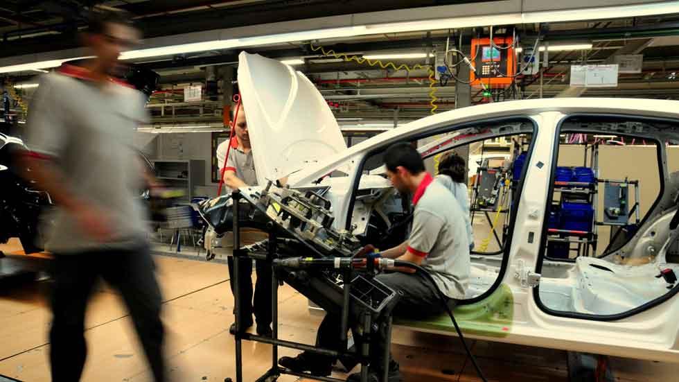 Seat Componentes sigue con la huelga indefinida
