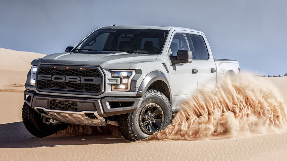 Ford F-150 SVT Raptor SuperCrew, el pick-up más radical y práctico