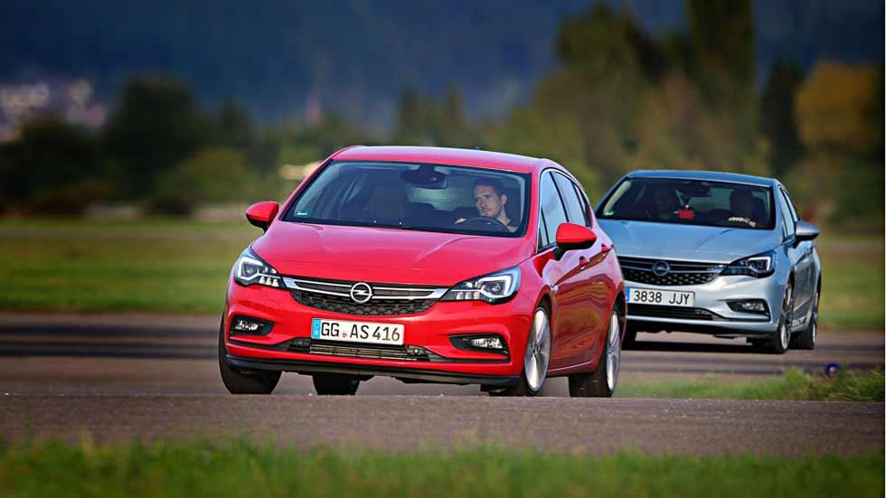 Opel Astra 1.4 Turbo frente a 1.6 CDTi, ¿cuál te interesa?