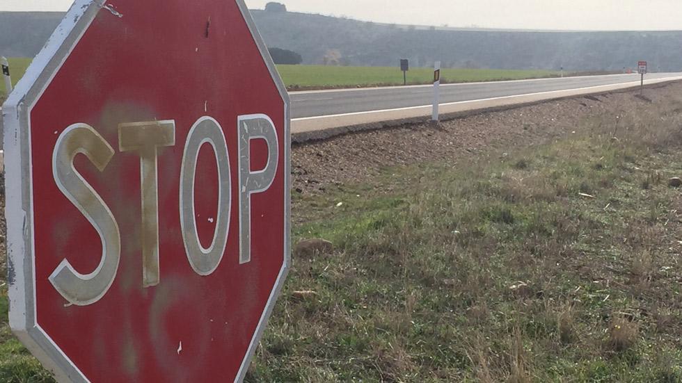 Así fue el accidente de tráfico más común en 2015, 5 claves