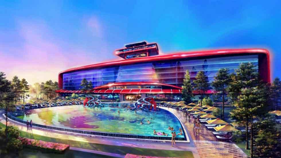 Ferrari Land, confirmado para 2017 en Port Aventura