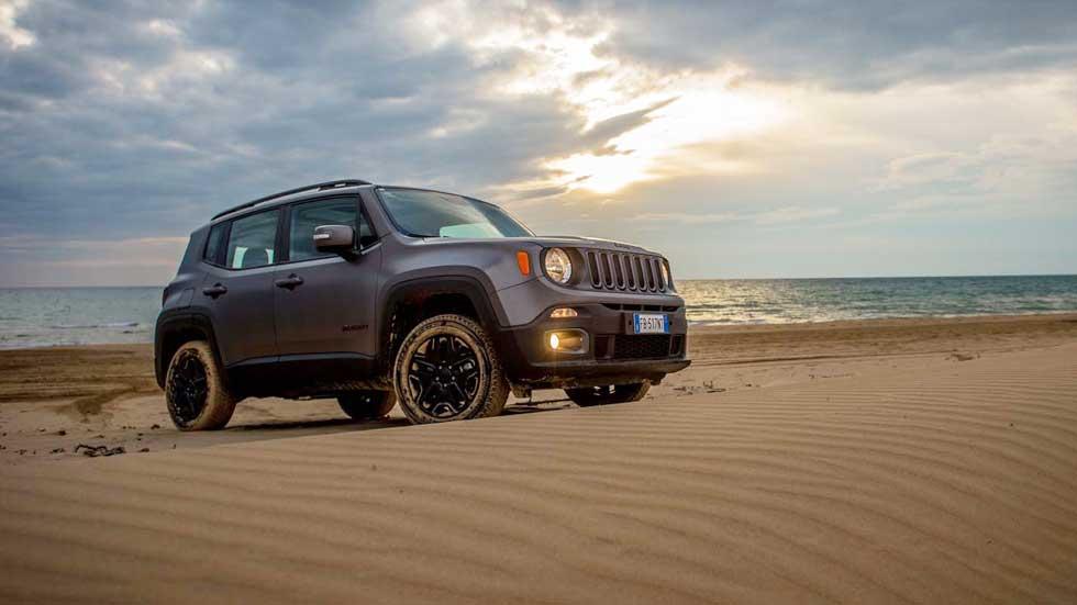Jeep Renegade Night Eagle, precios de venta en Europa