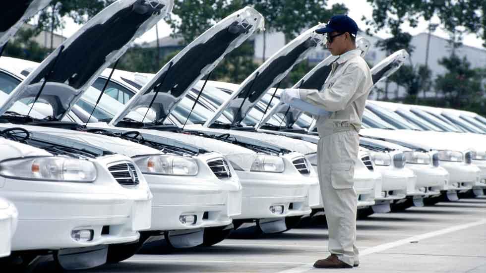 Crecen las ventas en China, aunque a un ritmo más lento