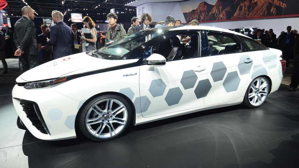 Salón del Automóvil de Detroit 2016: todas las fotos y datos de los coches nuevos