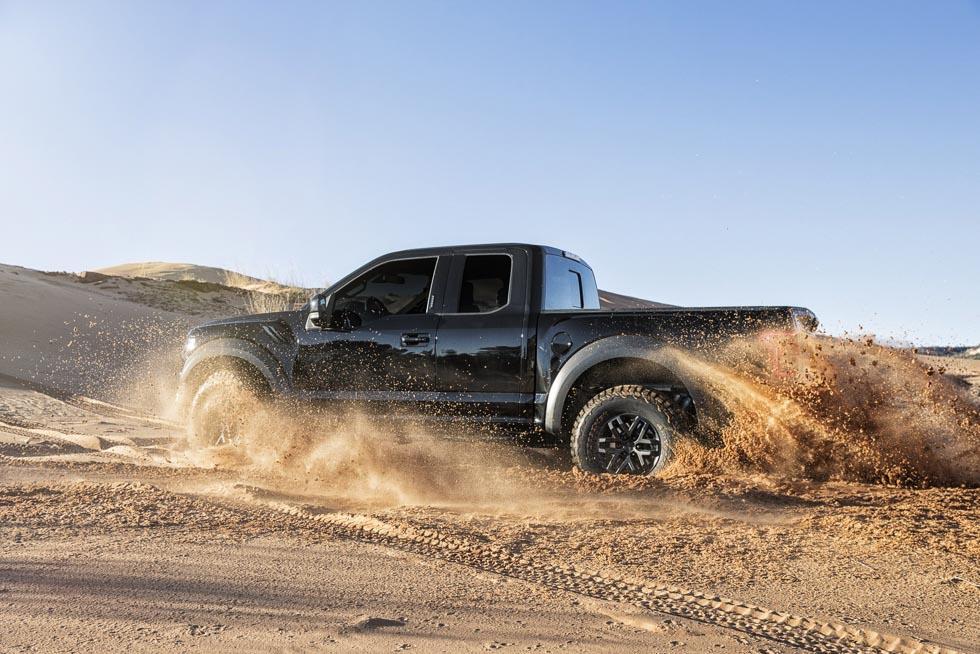 Salón del Automóvil de Detroit 2016: las 3 mejores pick-up