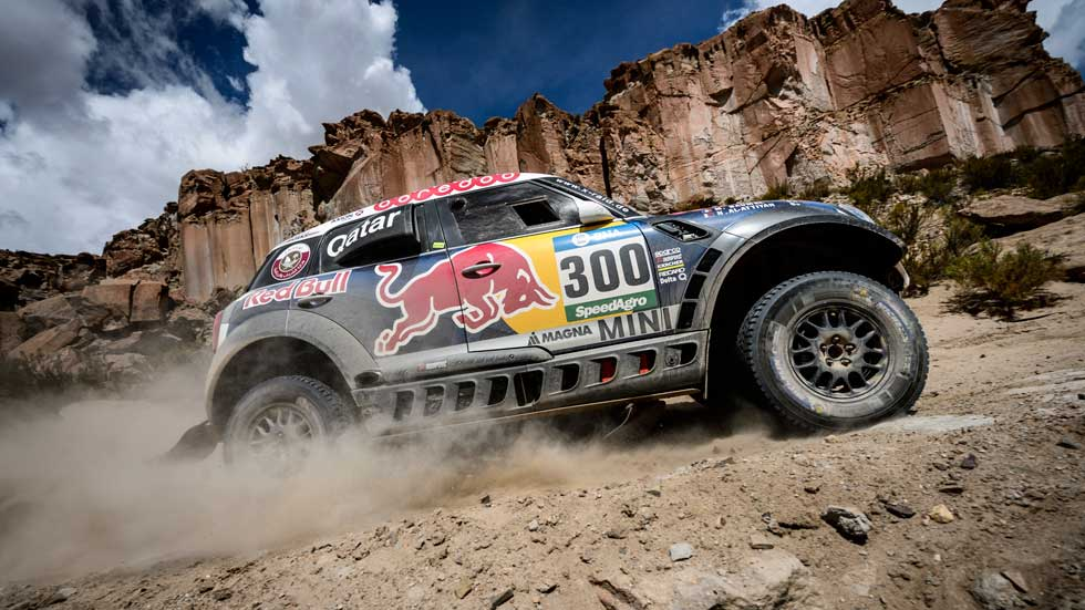 Dakar 2016: Nasser Al-Attiyah gana y Peterhansel asegura