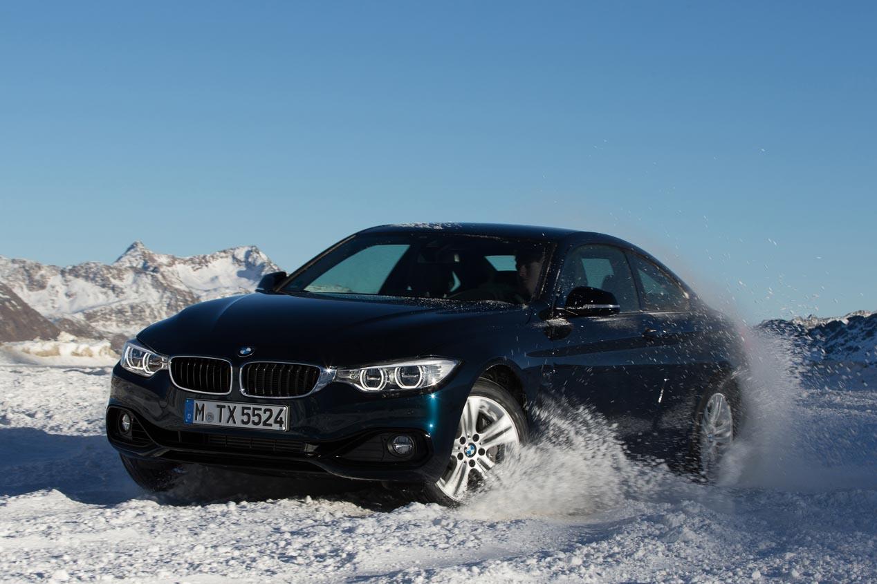 BMW 440i y 325d, nuevas versiones más potentes para 2016