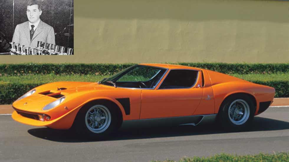 Ferruccio Lamborghini: 100 años de coches deportivos con pasión