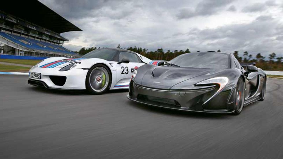 Los coches más rápidos en acelerar de 0 a 200 km/h