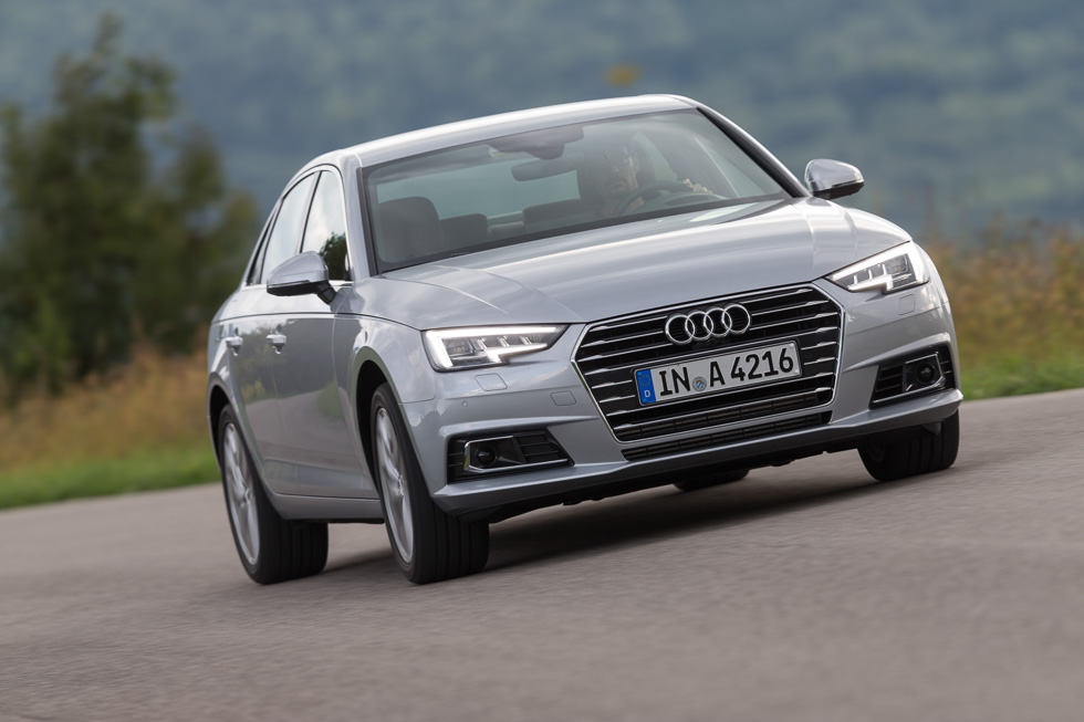 Audi A4 2.0 TFSI Ultra S Tronic, ¿la mejor berlina media?