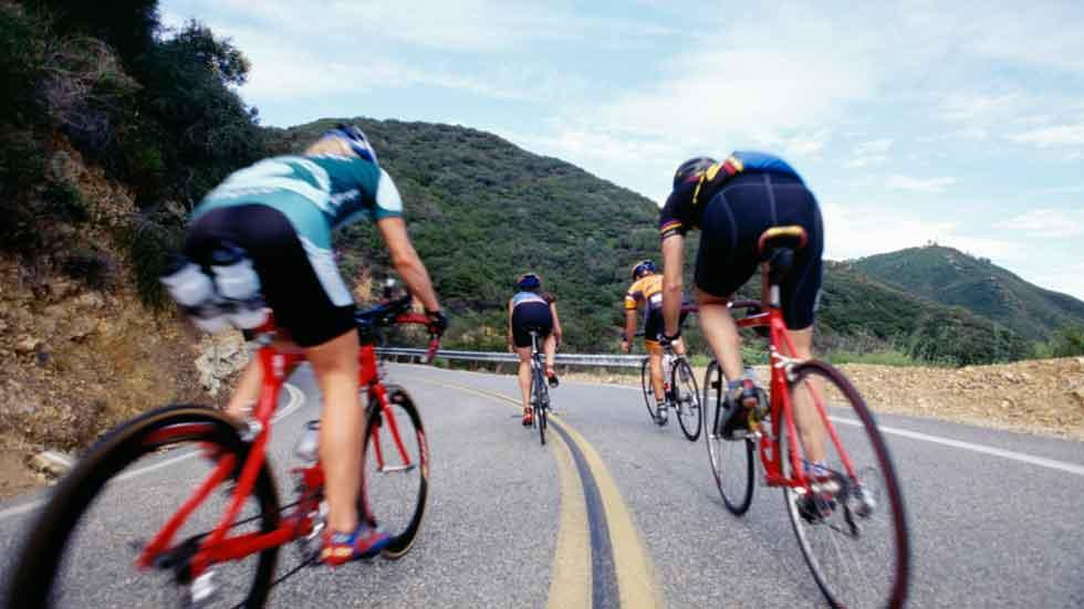Habrá límites de velocidad especiales en tramos muy transitados por ciclistas