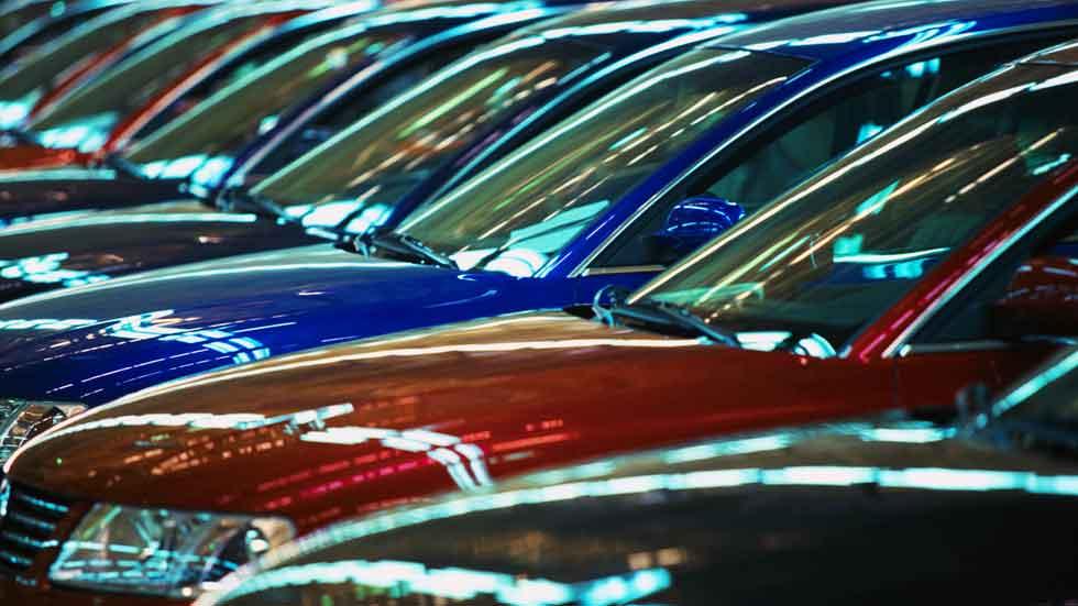Las ventas de coches crecen un 8,3 por ciento en lo que va de enero