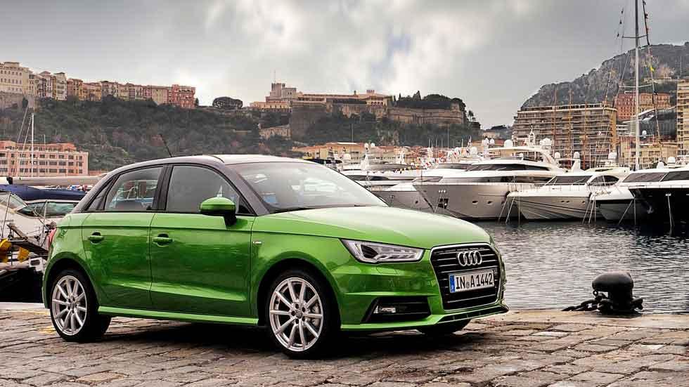 Seat fabricará el Audi A1 en Martorell