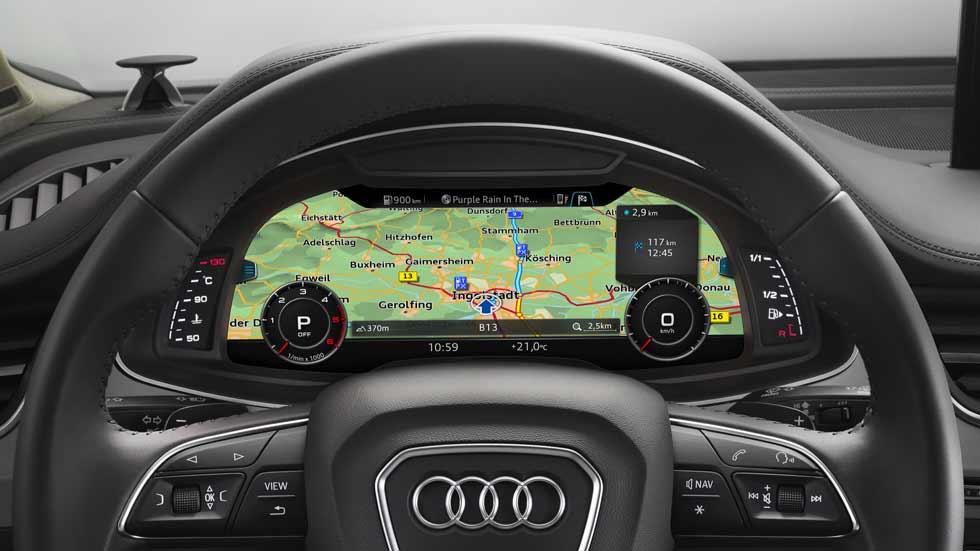 5 cosas que la cartografía del coche hará por nosotros