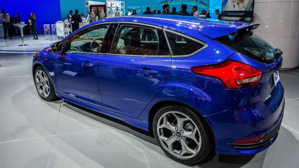 Posible defecto en las puertas del Ford Focus (EE.UU.).