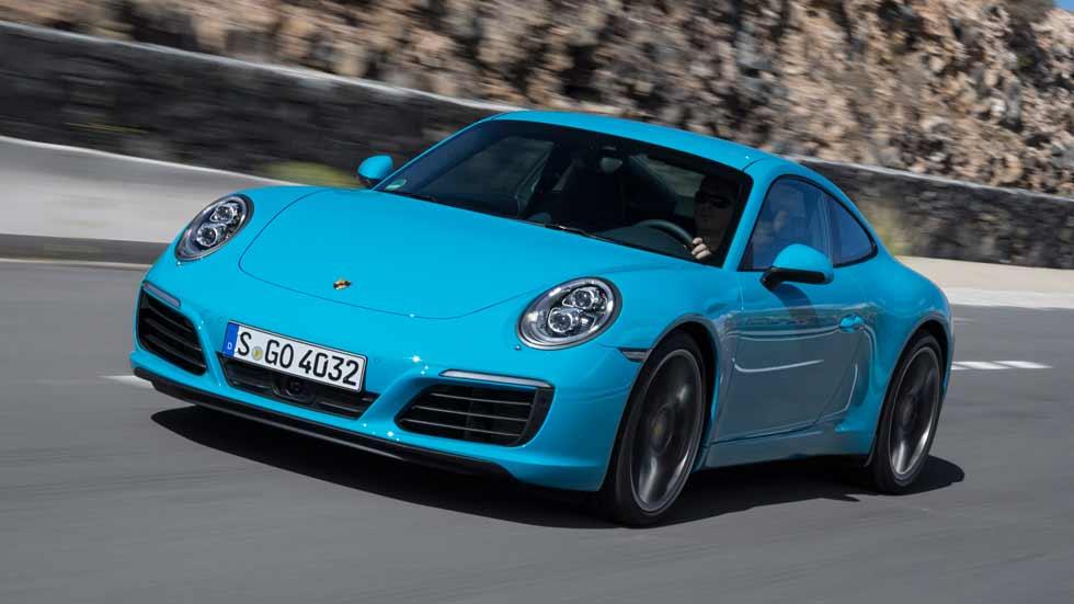 Porsche 911 R, ¿en el Salón de Ginebra?