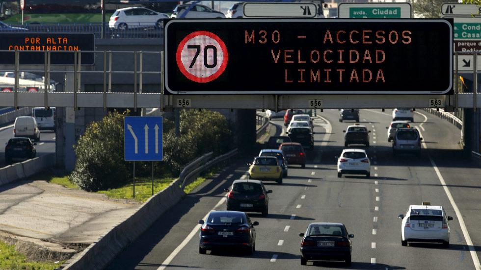 Madrid podrá prohibir la circulación del coche particular en el centro de la ciudad