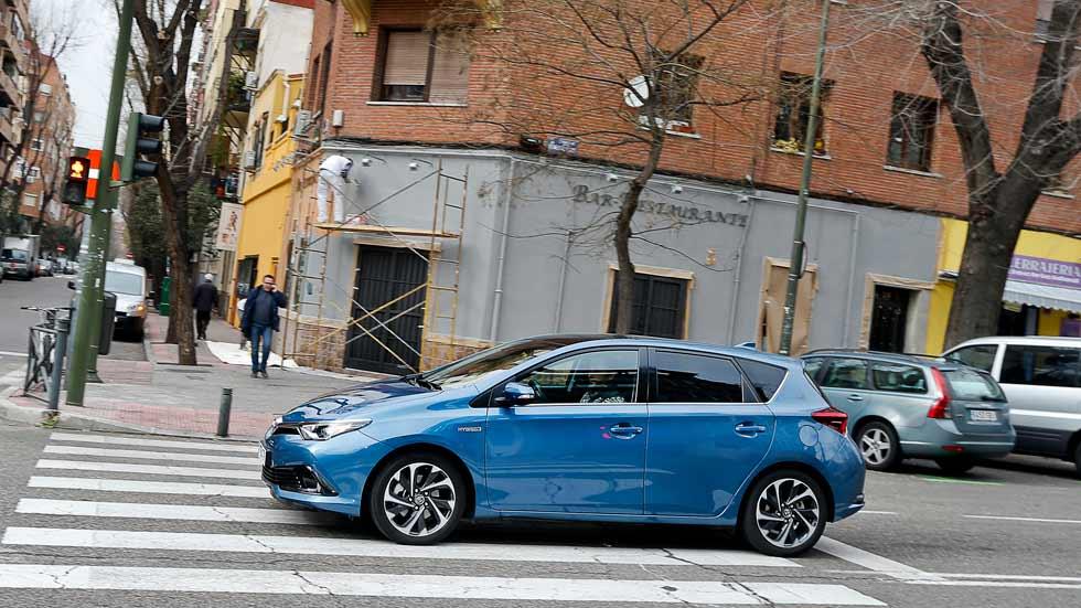 Primera semana #EnRodaje con el Toyota Auris Hybrid. Vídeo-resumen
