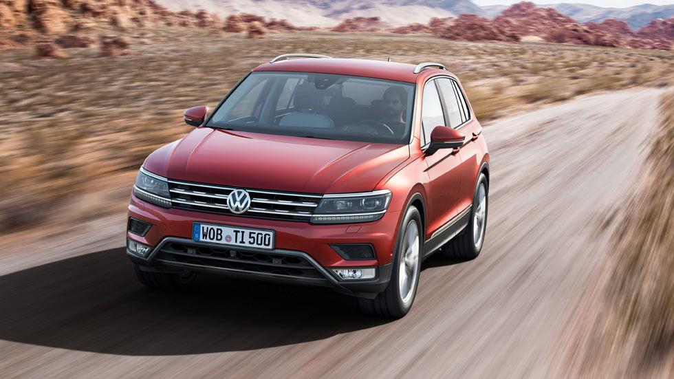 Nuevo Volkswagen Tiguan, desde 29.560 euros en España
