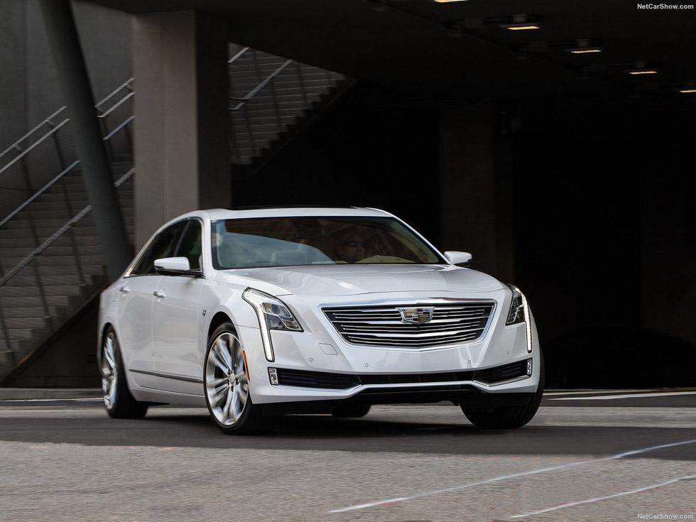 Cadillac CT6 2016  lujo y deportividad a la americana