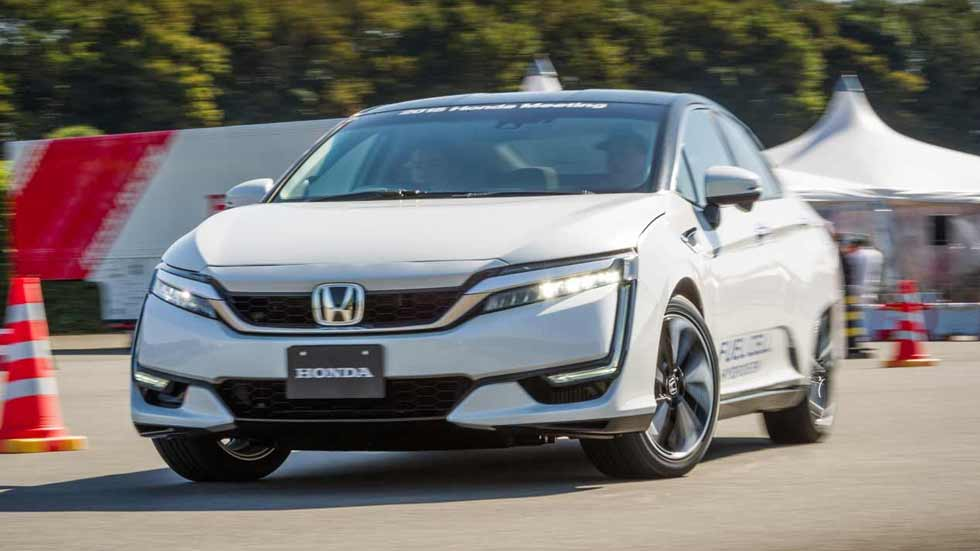 60.000 dólares, precio del Honda Clarity de hidrógeno en EE.UU.
