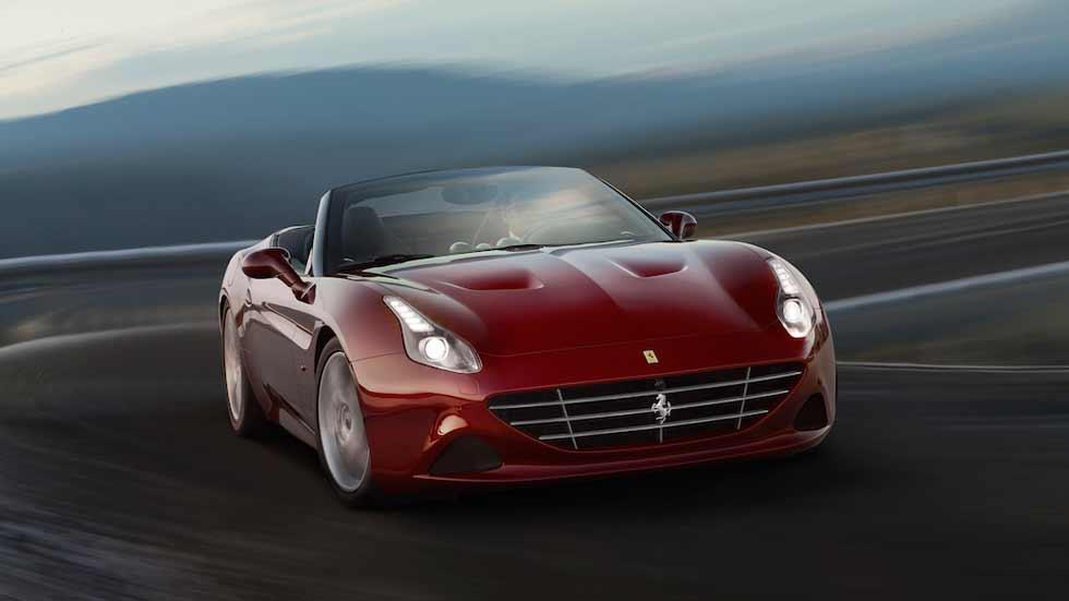 Ferrari California T Handling Speciale HS, en el Salón de Ginebra