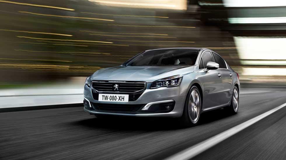 Peugeot 508 Access BlueHDi 120 CV, nuevo motor Diesel en la gama