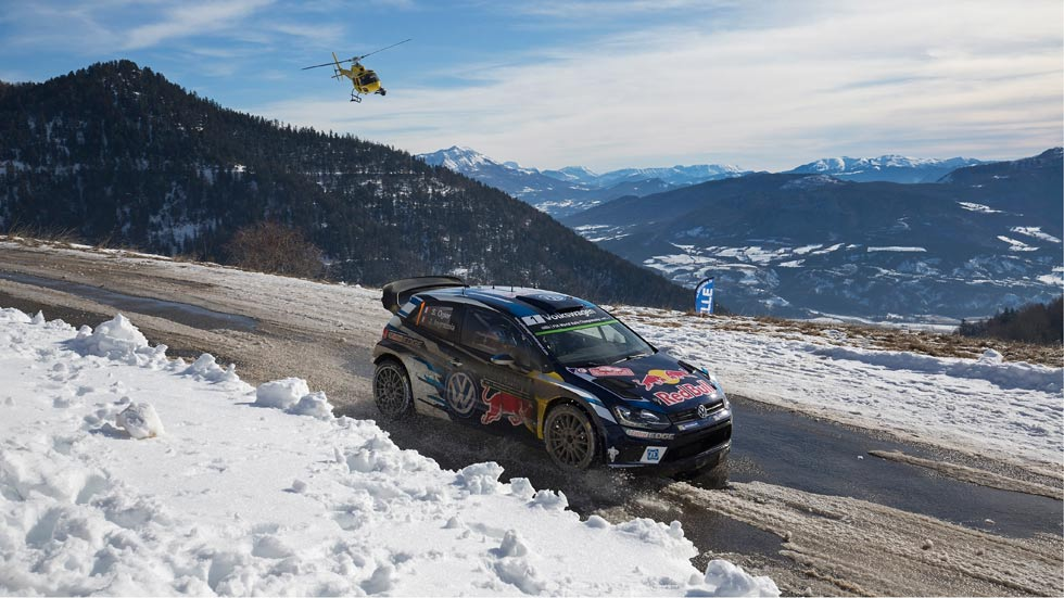 Mundial de Rallyes 2016: el tercer triunfo de Ogier en Montecarlo