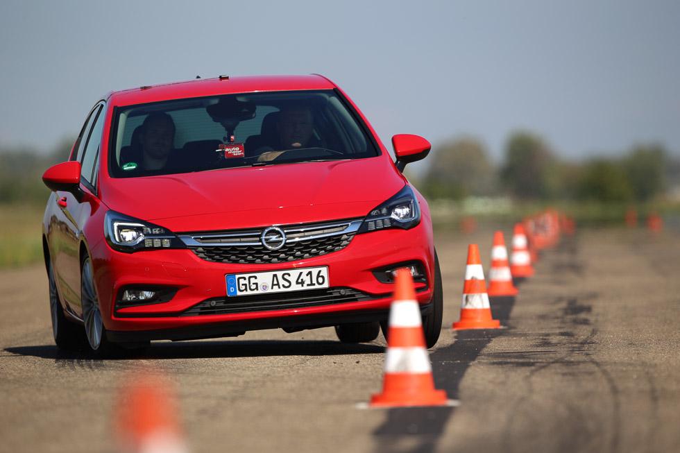 Opel Astra 1.4 Turbo, probamos el Astra de más calidad
