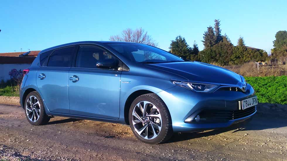 Toyota Auris Hybrid: democratizando el coche híbrido