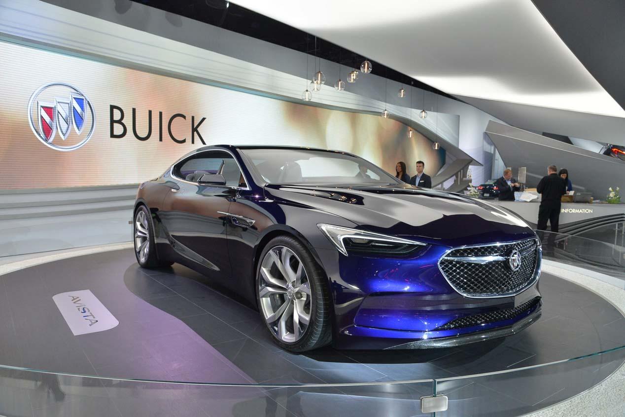 Buick Avista, ¿posible nuevo Opel Calibra a la vista?