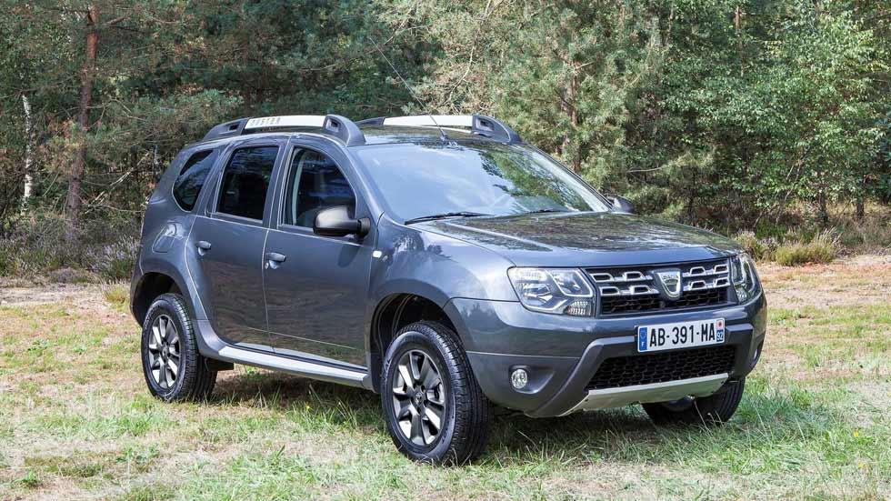 Los SUV más vendidos de 2015 en España