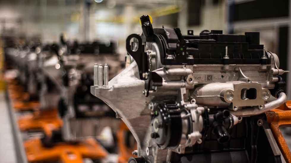 Más de 2 millones de motores y cajas de cambios fabricados en España en 2015