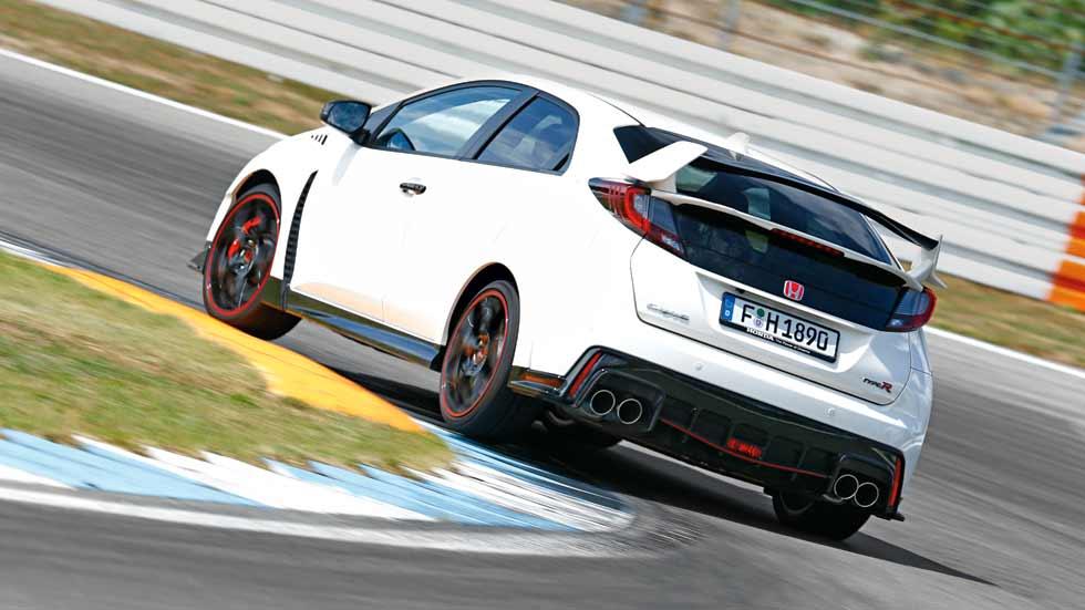 Honda Civic Type R, ¿el GTI más rápido?