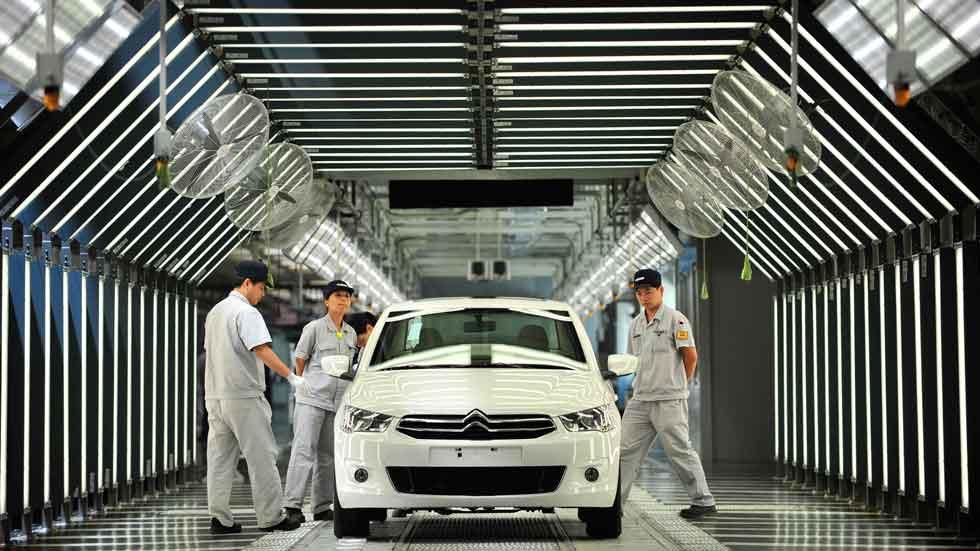 PSA crea en Marruecos un laboratorio del coche del futuro
