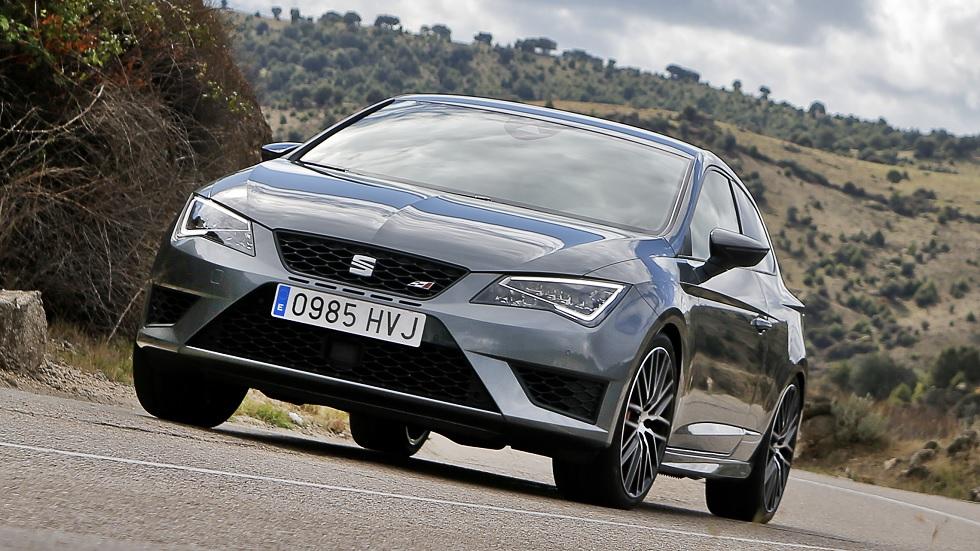 Los 10 coches compactos que mejor frenan