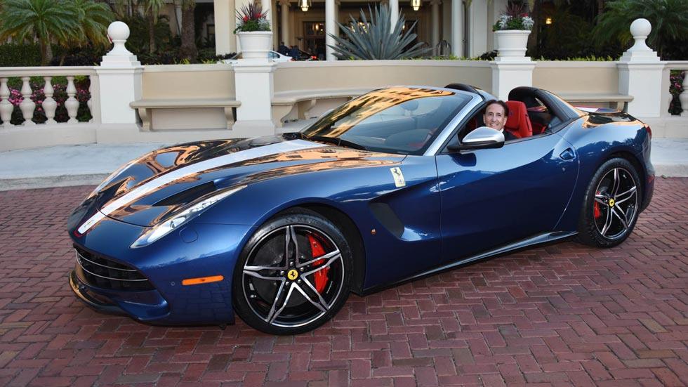 Ferrari F60 America, entregada la primera unidad en Florida