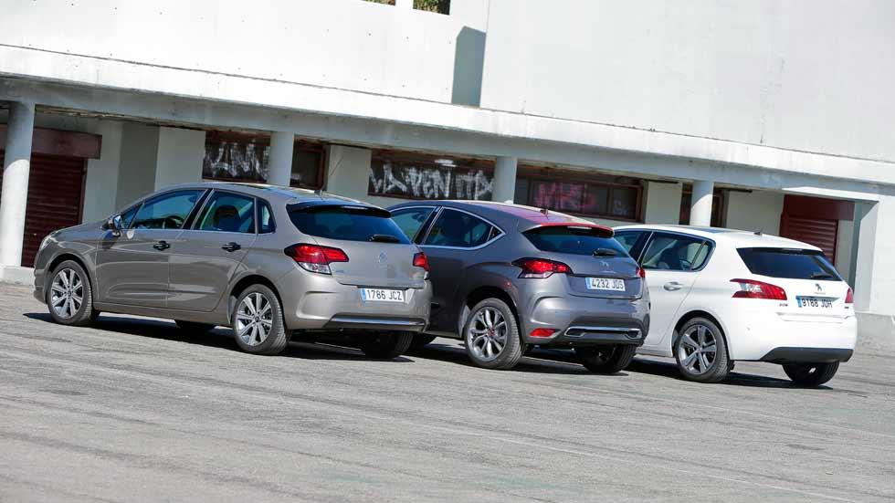 Los 10 coches compactos con más maletero
