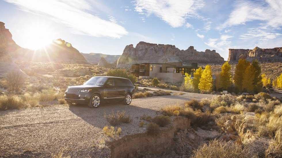 Range Rover y el viaje en carretera más caro de la mano de Abercrombie