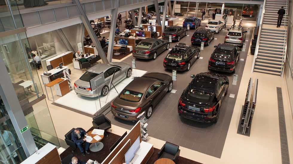 La rentabilidad de los concesionarios de coches subirá un 2 por ciento