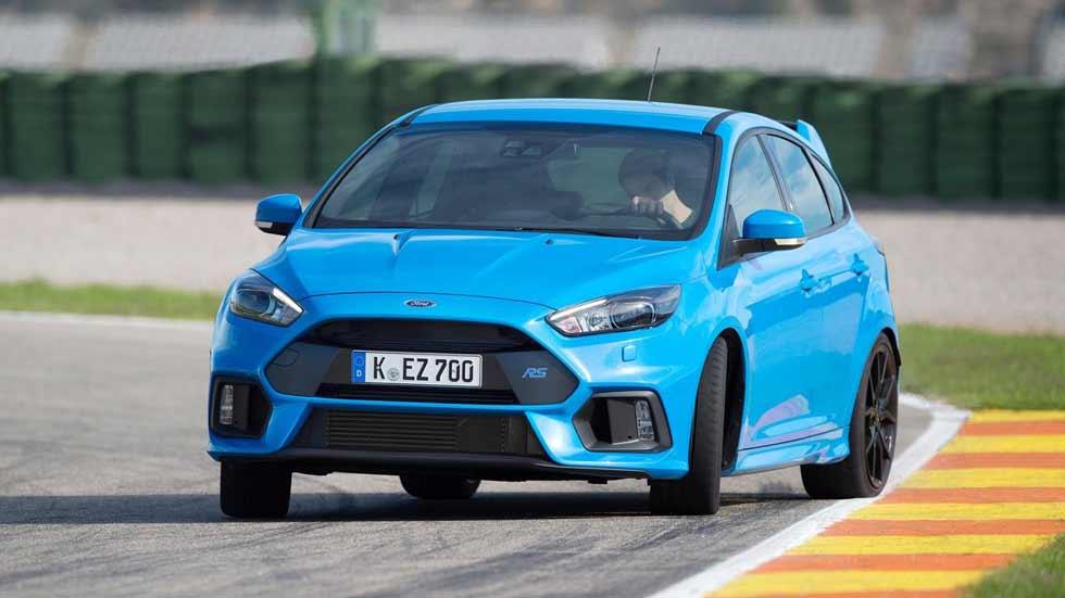Ford Focus RS 2016, más potente y radical que nunca