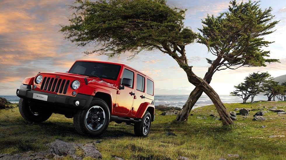 El Jeep Wrangler tendrá variantes híbridas