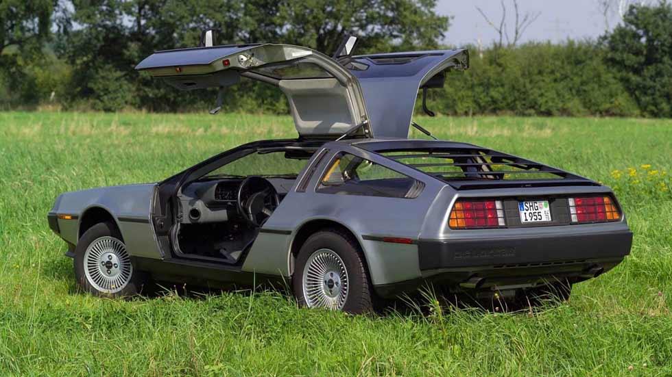 Regreso al futuro: el DeLorean DMC-12, ¡a producción en 2017!