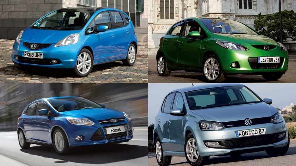 Los coches más fiables en Europa, según la OCU